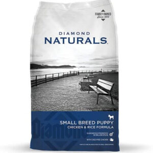 Diamond Puppy Small Breed Chicken & Rice