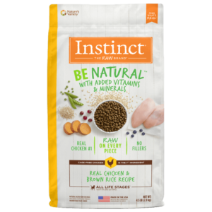 Instinct Be Natural Pollo - Para Perros