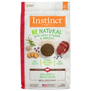 Instinct Be Natural Res - Para Perros