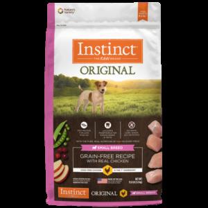 Instinct Pollo - Para Perros de Razas Pequeñas