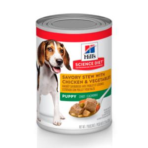 Hill's Science Diet Puppy Lata .37 Kg.