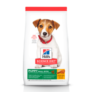 Hill's Science Diet Puppy Small Bites