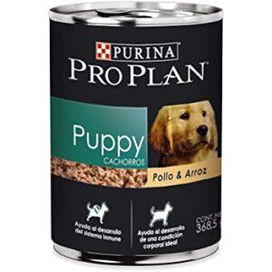 Pro Plan Cachorro Pollo Lata 0.36 Kg.